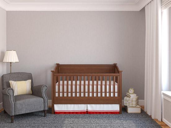 Einrichtungsideen Babyzimmer Möbel