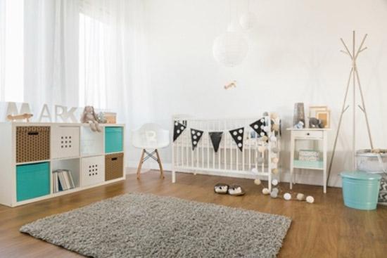 Gestaltung Babyzimmer Deko