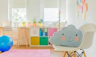 Kinderzimmer einrichten