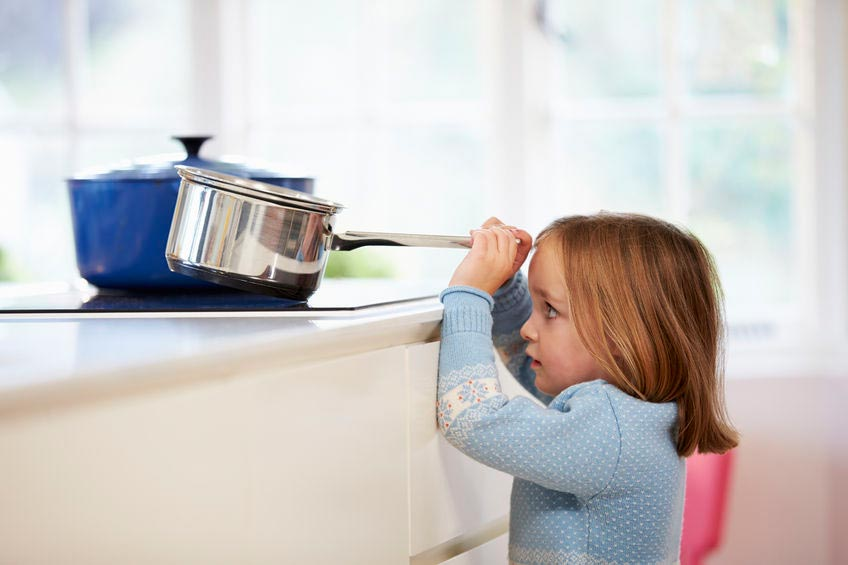 Küche für Kinder