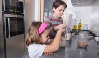 Rezepte, Mikrowellenrezepte und Umgang mit Mikrowellen bei Kindern