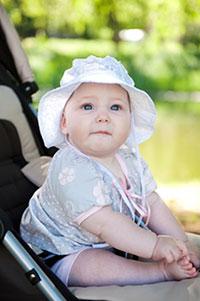 Ökotest warnt vor Schadstoffen im Kinderwagen