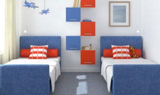 Geschwister: Zimmer Für Zwei Kinder