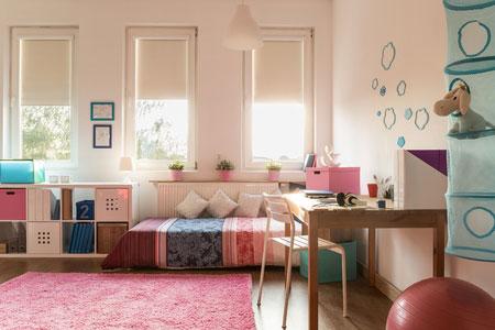 Einrichtung und Gestaltung Jugendzimmer