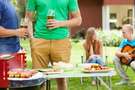 Checkliste Familienfest Garten