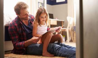 Informationen für werdende Väter und Papas