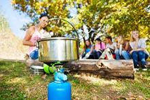 Rezepte Campingküche