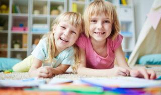 gemeinsames Kinderzimmer teilen