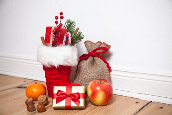 Nikolausgeschenke Passendes Nikolausgeschenk Für Kinder Socko