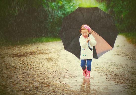 Outdoor Kleidung für Kinder