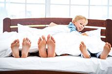 welche Matratze ist richtig?