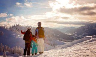 kinderfreundliche Skigebiete