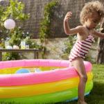Planschbecken für Kinder