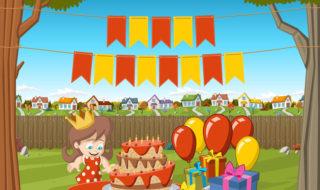 Vorlagen Einladungskarte Kindergeburtstag