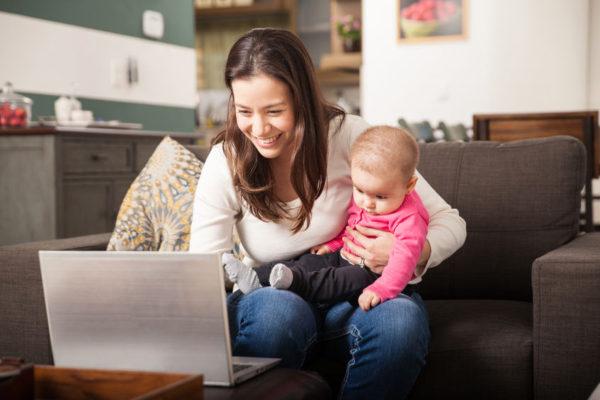 Work-Family-Balance: berufstätige Eltern - Arbeit und Familie vereinbaren