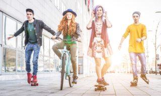 Jugendkulturen und Jugendszenen heute in Deutschland