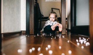 kindersichere Wohnung und Haus