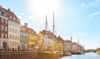 Kopenhagen bei einem Familienurlaub in Dänemark entdecken