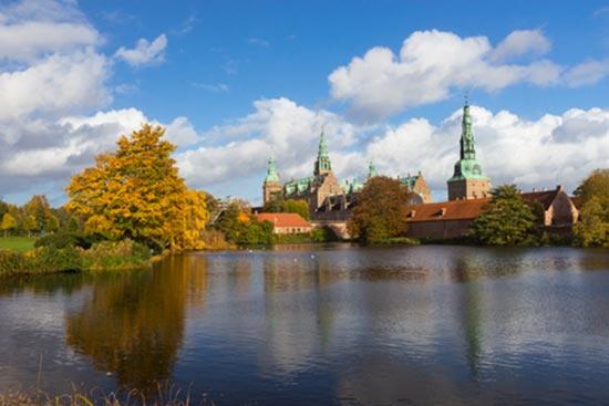 Schloss Frederiksborg Dänemark