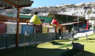 Angry Birds Park auf Gran Canaria