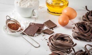 Schokonudeln Rezept: Schokoladennudeln als Auflauf zubereiten