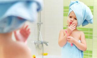 Kinderbad gestalten
