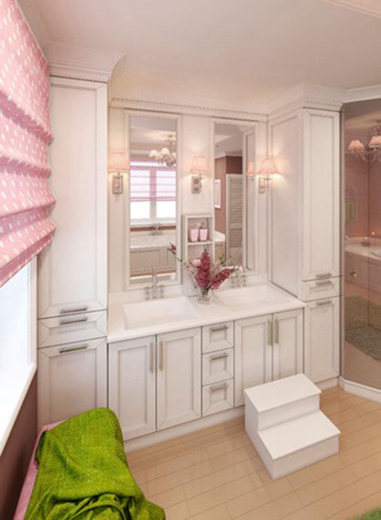 Kinderbad: Ein Kinderbadezimmer planen und gestalten - socko