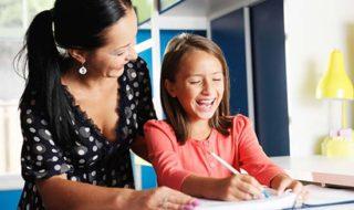 Kind beim Lernen unterstützen