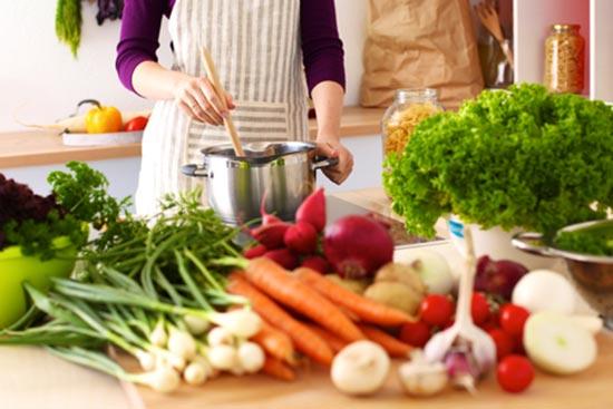 Obst- und Gemüseschneider