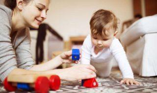 Babyspielzeug Trends