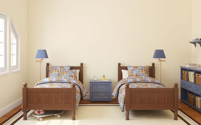 Kinderzimmer für 2 Kinder einrichten