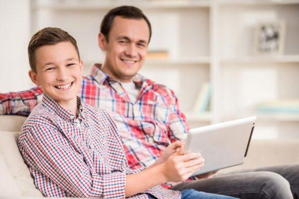 Smartphone-Trading: App für Jugendliche