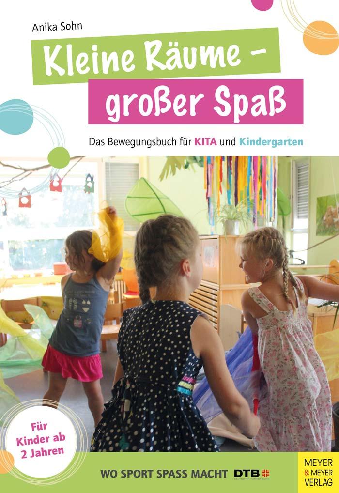 Buch: Kleine Räume - großer Spaß von Anika Sohn