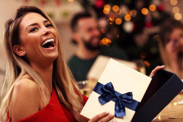 Weihnachtsgeschenke ganze Familie