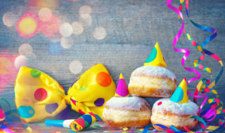 Karneval / Fasching feiern
