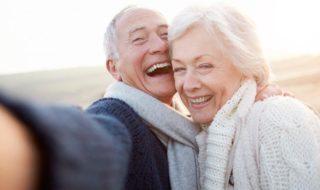 Oma und Opa auf Partnersuche