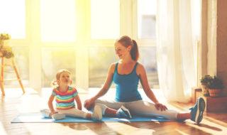 Yoga Vitalität