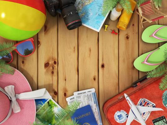 Reisezubehör für Familien mit Kindern