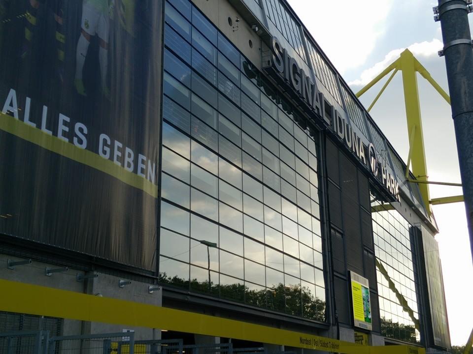 Sitzplätze bvb stadion Das neue