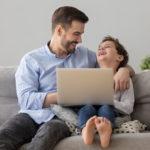 Kinder und Jugendliche im Internet