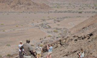 Freiwilligenarbeit in Namibia