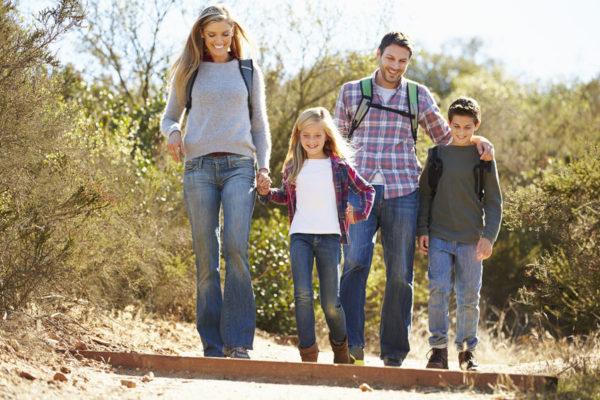 Outdoor-Ausflugstipps für die ganze Familie