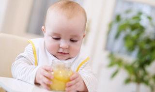 Osmosewasser für Babynahrung