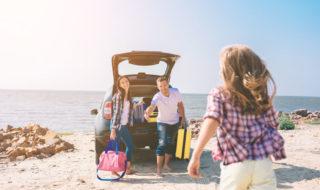 Checkliste Reisen mit Kindern