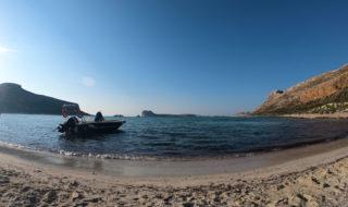 Beliebte Reiseziele in Europa: Insel Kreta, Balos Beach