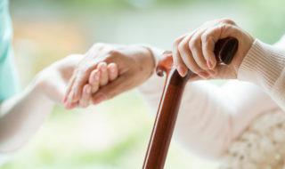 Pflege alter Menschen in der Familie